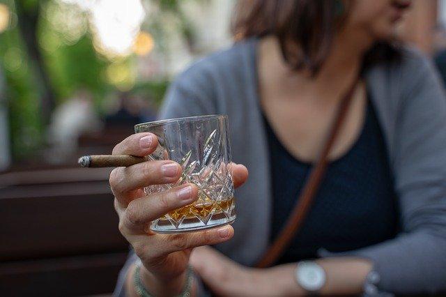 Alkohol und Rauchen schaden dem Immunsystem